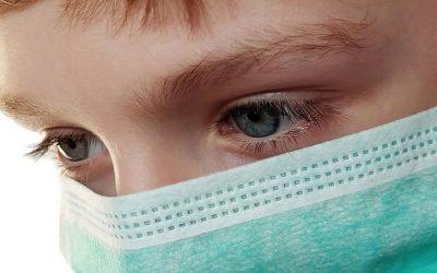 Onderzoek effect mondkapjes bij kinderen in Duitsland – eerste resultaten verontrustend