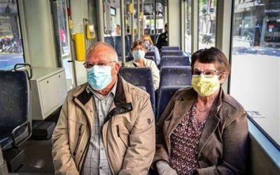 Neurochirurg waarschuwt voor gebruik van gezichtsmaskers door gezonde mensen
