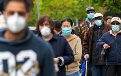 Nieuwe CDC-studie: de meeste mensen die besmet zijn met COVID-19 droegen altijd mondmaskers
